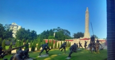 厦门烈士纪念碑图片