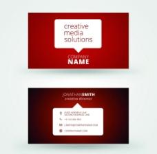 商业名片设计图片