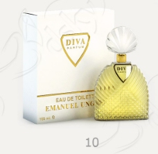 古典大气的香水包装设计