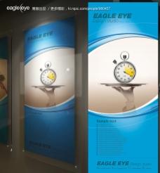 展板灯箱海报设计图片