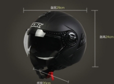 商品信息头盔.psd图片