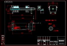 压滤机总装地基图