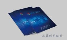 科技画册封面设计图片