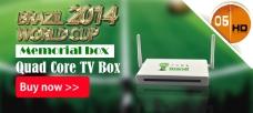 世界杯 机顶盒