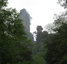 武陵源风光图片