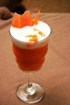 木瓜汁图片