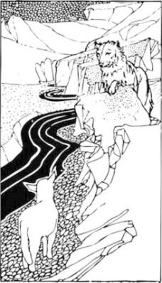 狼和小羊的剪辑艺术