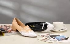 时尚新品女单鞋上市图片