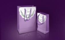 礼盒手提袋效果图图片
