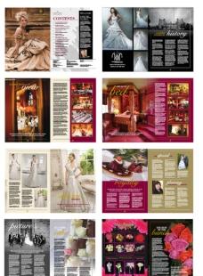 国际画册版式设计图片