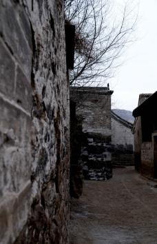 古镇古墙图片