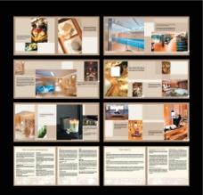 酒店类画册(桑拿)图片