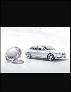 奥迪a4新车展示