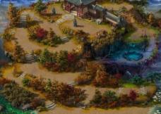 秋日美景图片