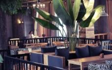 咖啡店图片