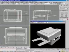 打印机模型图