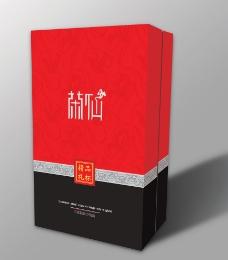 礼盒效果图图片