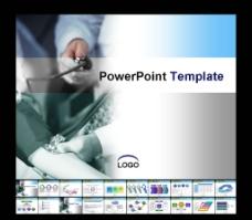 商务科技PPT模板下载