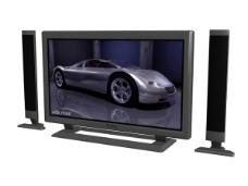 液晶电视模型