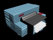 文件夹模型图