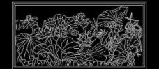 cad欧式花纹雕塑图片