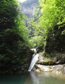 金丝大峡谷图片