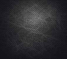 镂空钢板背景矢量素材
