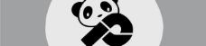 熊猫logo图片
