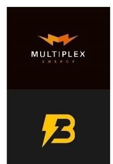 闪电logo图片