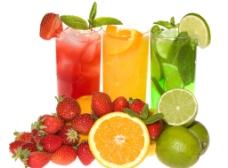 水果和果汁图片