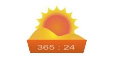 logo 太阳快餐图片