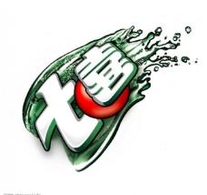 七喜logo图片
