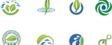 生物科技logo素材图片