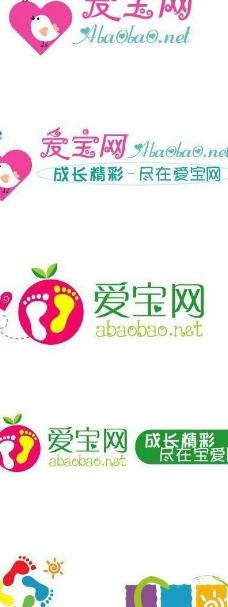 爱宝宝 logo图片