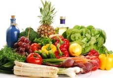 西红柿 蕃茄 绿色蔬菜图片