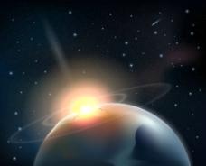 太阳系星球图片