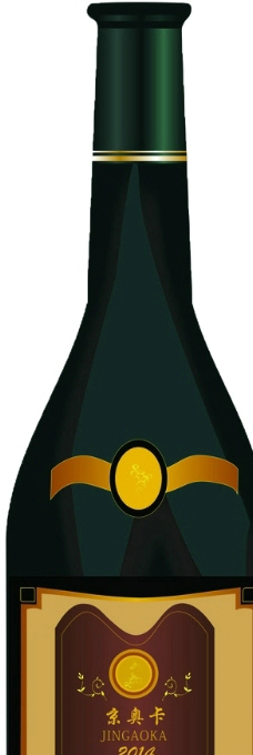 瓶式结构包装设计图片