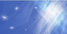 淡蓝色天空风格背景图片