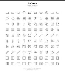 线形icon图片
