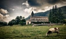 修道院图片
