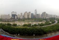 南宁民歌湖风光图片