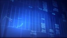 蓝色科技背景视频素材