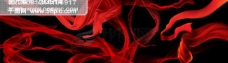 二十多种红飘带  PSD精品