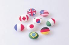 国旗蛋图片