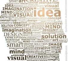 创意好点子灯泡设计图片