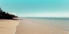 海滩素材图片