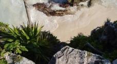 海边悬崖图片