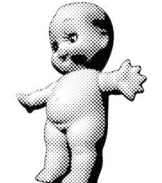 玩具娃娃图片