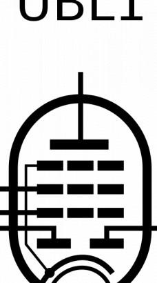 电子管ubl1矢量图标