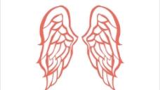 翅膀标志图片